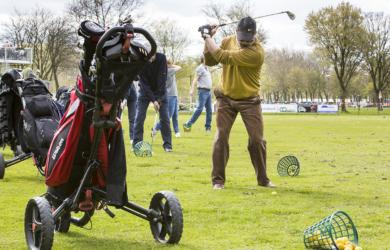 Clinics en golfreizen